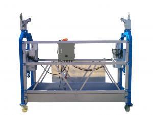 China Aluminum Hanging Scaffold Systems 50Hz 3 Phase Aluminum Alloy Platform on sale