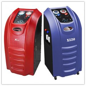 China Semi Automatic Car Refrigerant Recoery Machine Basic Modle -10℃-50 ℃ Environmental Temperature on sale