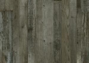 China Dark grey wood vinyl  film for LVT / SPC / WPC tile flooring on sale