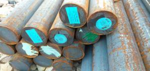 China ASTM A105 ASME SA105 Alloy Steel Round Bar , High Pressure Boiler Steel Bar on sale
