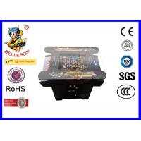 China Cocktail Arcade Machine With Coin Operated For 2 Sides 2 Players For Home Party Bars Club on sale
