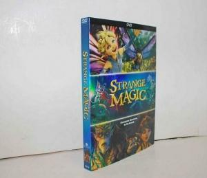 China Pixar Kids Disney DVD Box Set Starange Magic Episodes High Definition on sale