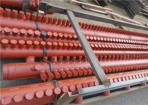 China ASME Carbon Steel Boiler Manifold Headers For Steam Power Plant wholesale