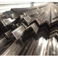 China Hot Rolled Cold Rolled Sus 304 Stainless Steel Angle Bar on sale