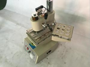 China Hot sale Manual Plastic Cup Sealing Machine for small cup sealing on sale