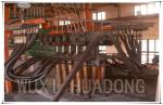 45KW Electric Furnace Copper Continuous Casting Machine , Upward CCM Machine