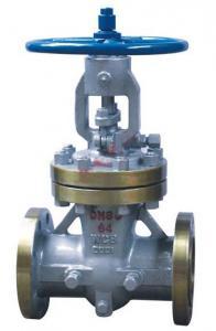 China CYZ40H, CYZ41H, CYZ40Y, CYZ41Y Differential pressure oil seal gate valve 150 ~ 900Lb on sale