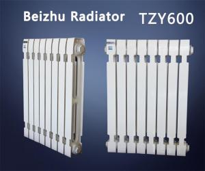 China Russian home heating radiator TZY600, column radiator, cast iron raidator on sale on sale