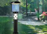 Mosquito power grid outdoor park residential villa LED lighting mosquito-killing lamp lawn mosquito-killing lamp