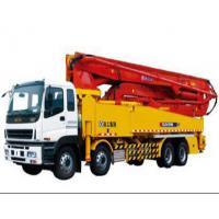 XCMG official manufacturer HB46A 46m concrete pump truck for sale