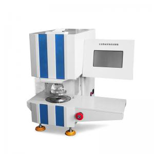 China Burst Strength Paper Testing Equipments High Pressure With LCD Display on sale