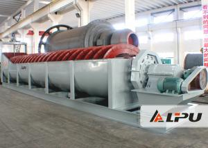 China Spiral / Screw Sand Washing Machine for Mineral Ore Gravel Crushed Rock on sale