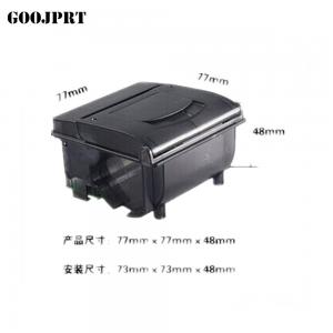 China 58mm thermal receipt printer supplies Thermal printer Color printer The micro printer on sale