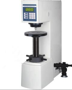 China LCD Digital Brinell Hardness Test Apparatus With 20X Digital Measurement Microscope on sale