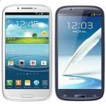 アンドロイド5.5インチのサムスン ギャラクシー3G Wifi GPS携帯電話