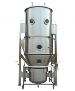 China Electronic Pharmaceutical Processing Machines Fluidized Granulating Machine on sale