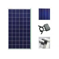 Clean energy low price china direct supply solar panel 260 watt,all black solar panel  for home system