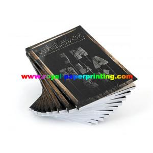 China customize good quality paper hardcover / softcover book printing on sale