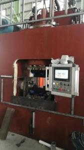 China Stainless Steel, Carbon Steel, Copper Tee Fittings Forming Machine, Full Automatic control, servo system on sale