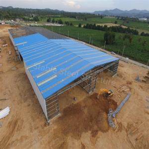 China South Africa Pre-Engineered Steel Buildings for Commercial and Industrial Application on sale