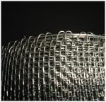 China Wrapped Edge Stainless Steel Crimped Wire Mesh For Petroleum / Chemical wholesale