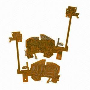 China High-quality Double-sided Flex Printed Circuit Board on sale