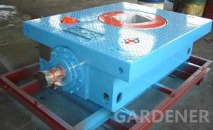 China API High Quality Rotary Table for oil drilling rig components on sale