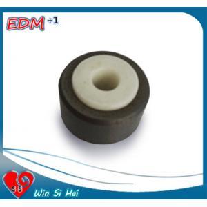 China Patin de frein de la coupe EDM de fil de pièces de rechange de F412 Fanuc et rouleau de tension on sale