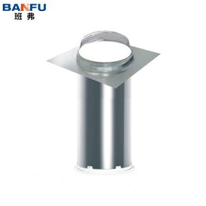 China 22 inch Rigid No Power Tubular Skylight For Warehouse illumination on sale