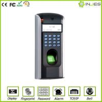 TCP / IP USB Biometric Fingerprint Access Control TFT Color Screen