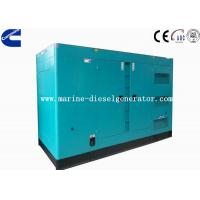 China 150KVA Cummins Soundproof Diesel Generator, 120KW Electric Starting Cummins Generator on sale