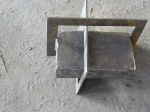 China Gauge Check Of Alloy Steel Castings / Chrome Molybdenum Steel Liners on sale