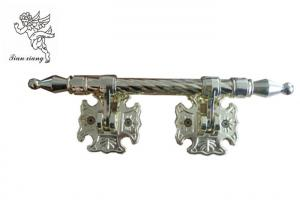 China Funeral Casket Handle Hardware Zinc Material H9025 , Wholesale Coffin Handles on sale
