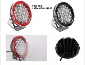 Quality 9 pulgadas 185W llevaron las lámparas llevadas redondas del punto del IP 68 de for sale