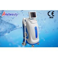 China IPL SHR Hair Removal Machine , Depilation Machine Single Pulse on sale