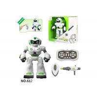 ABS Plastic Gesture Sensor RC Robot Toy for Children Intelligent Walking Sliding