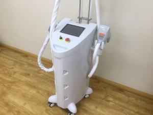 China Kuma Shape Biopolar Vacuum RF Slimming Machine For Body Contouring 700nm-2500nm on sale