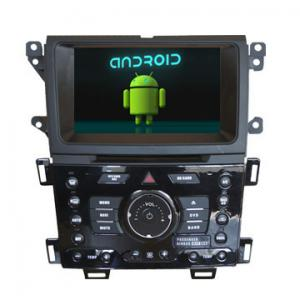 China Wholesale Ford Edge 2014 car dvd vcd cd mp3 mp4 player Android system on sale