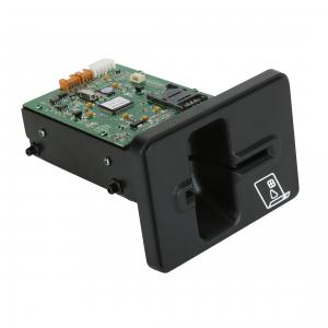China EMV Manual Insertion Chip IC Card Reader And Writer For Security Terminal on sale