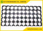 Disposition différente de 18650 de batterie de support séparateurs d'entretoises des cellules 18650 26650 supports