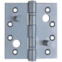 China Security Anti Theft Square Door Hinges 4 Inch Stainless Steel Door Hinges on sale
