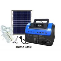 Home Lighting Home Solar Energy System Multifunctional With USB Optupt