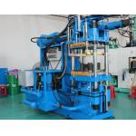 China 300 Ton Horizontal Rubber Injection Molding Machine Cyclic Control For Auto Rubber Components wholesale