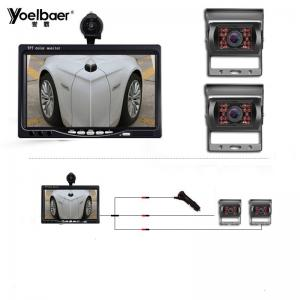 China 7 LCD Monitor Camera Car Rearview Kit With Night Vision Car Reverse Camera on sale