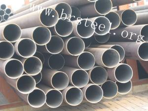 China hot rolled API 5L seamless pipe with black painting,Beleved,Caps on sale