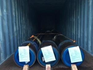 China Hot / Cold Drawn Carbon Steel Seamless Pipes C25R C30R C30E C35Em C35R C40E on sale