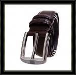 Stigmatisez la ceinture «Fuliter» 096 ceintures en cuir véritables d'hommes de vache bonne qualité
