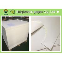 Printable Coated Ivory Board Paper For Cigarette Packaging 400gsm 700*1000mm