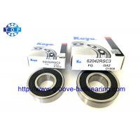 China Automobile Axial Grooved Ball Bearing,  6203 2RS One Way Ball Bearing on sale
