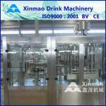 Agua caliente aséptica de la bebida/máquina de rellenar del zumo de fruta para la poder/la botella